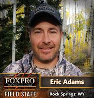 Field Staff Member Eric Adams