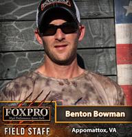 Field Staff Member Benton Bowman