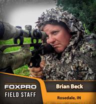 Field Staff Member Brian Beck