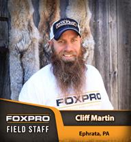 Field Staff Member Clifford Martin