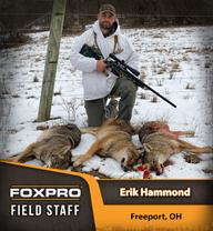 Field Staff Member Erik Hammond