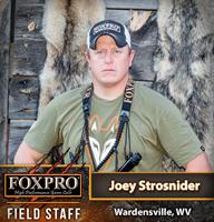 Field Staff Member Joey Strosnider