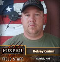 Field Staff Member Kelsey Guinn
