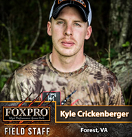 Field Staff Member Kyle Crickenberger