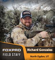 Field Staff Member Richard Gonzales
