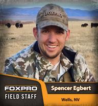 Field Staff Member Spencer Egbert