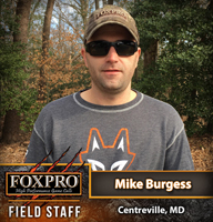 Field Staff Member Mike Burgess