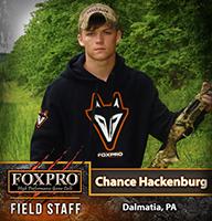 Field Staff Member Chance Hackenburg