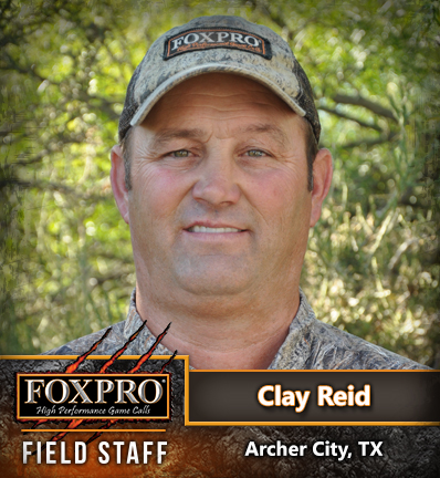 Field Staff Member: Clay Reid