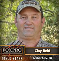 Field Staff Member Clay Reid