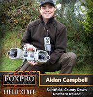 Field Staff Member Aidan Campbell