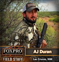Field Staff Member AJ Duran