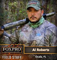 Field Staff Member Al Roberts