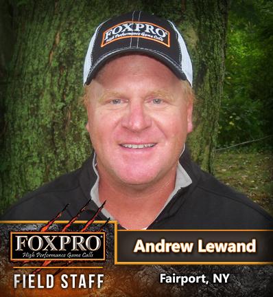 Field Staff Member: Andrew Lewand