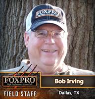 Field Staff Member Bob Irving