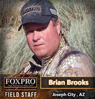 Field Staff Member Brian Brooks
