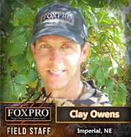 Field Staff Member Clay Owens