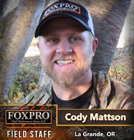 Field Staff Member Cody Mattson