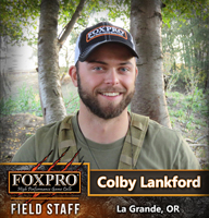 Field Staff Member Colby Lankford