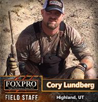 Field Staff Member Cory Lundberg