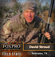 Field Staff Member David Stroud