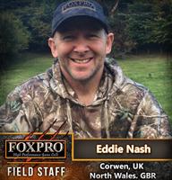 Field Staff Member EDDIE NASH