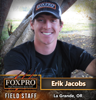 Field Staff Member Erik Jacobs