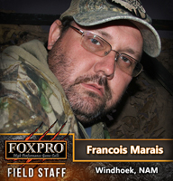 Field Staff Member Francois Marais