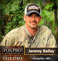 Field Staff Member Jeremy Bailey