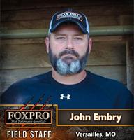 Field Staff Member John  Embry