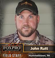Field Staff Member John Rutt