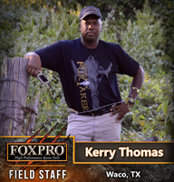 Field Staff Member Kerry Thomas