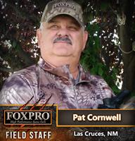 Field Staff Member Pat Cornwell