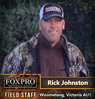 Field Staff Member Rick Johnston