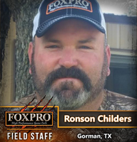 Field Staff Member Ronson Childers