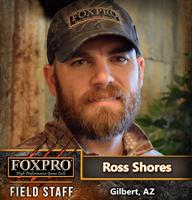 Field Staff Member Ross Shores