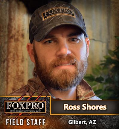 Field Staff Member: Ross Shores