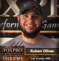 Field Staff Member Ruben Olivas