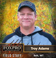 Field Staff Member Troy Adams