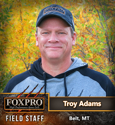 Field Staff Member: Troy Adams
