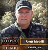 Field Staff Member Rhett Mathill
