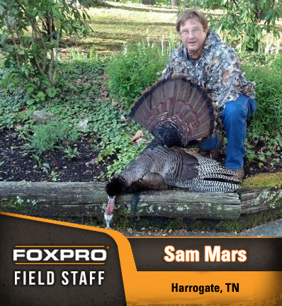 Field Staff Member: Sam Mars
