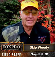 Field Staff Member Skip Woody