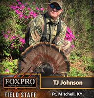 Field Staff Member TJ Johnson