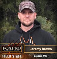 Field Staff Member Jeremy Brown