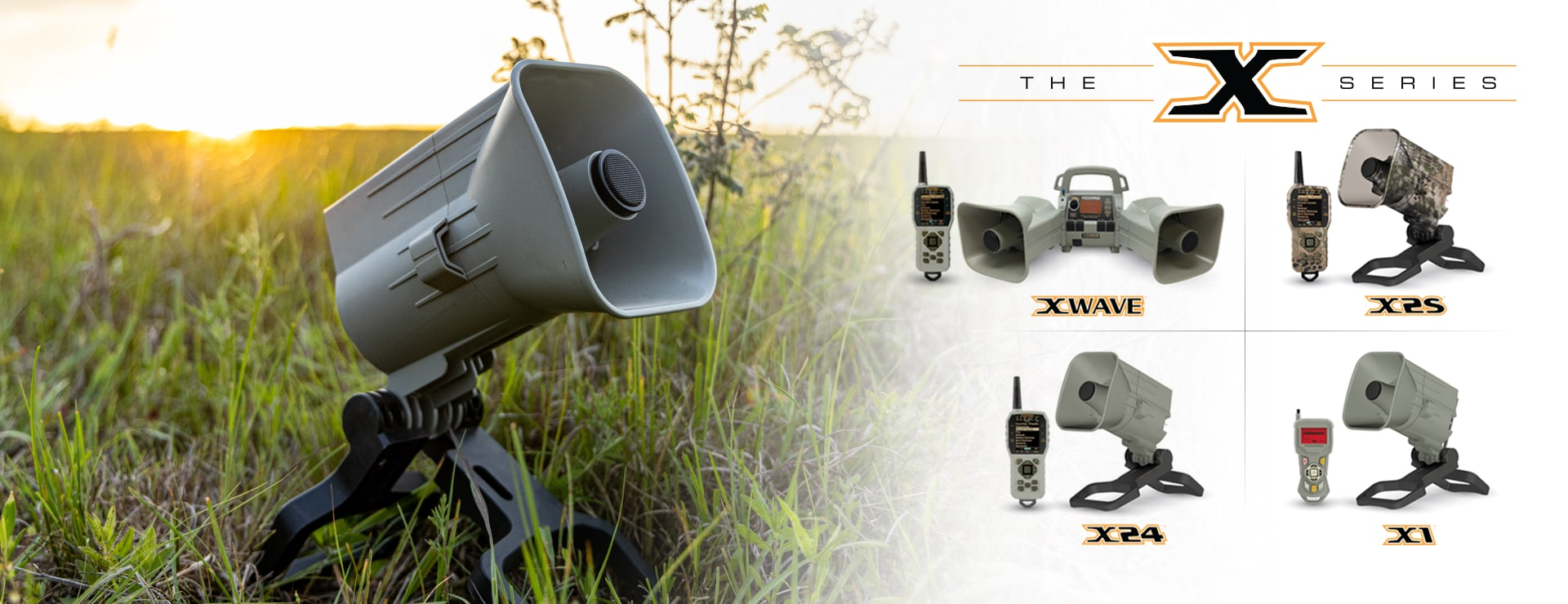 FOXPRO - X Series