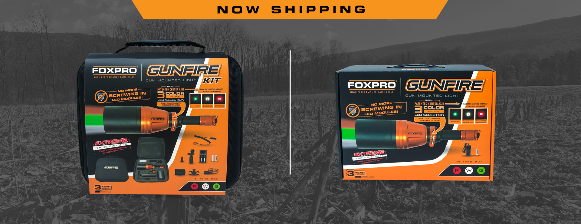 FOXPRO X Series