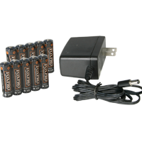 10 AA NiMH Battery Kit