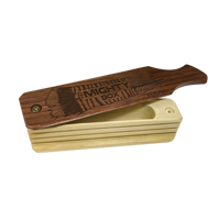 Mighty Box (Walnut Paddle)