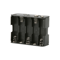 10 AA Battery Holder